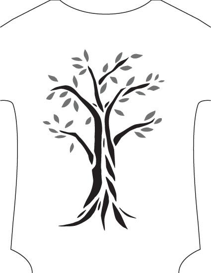 Free Printable Tree Stencils