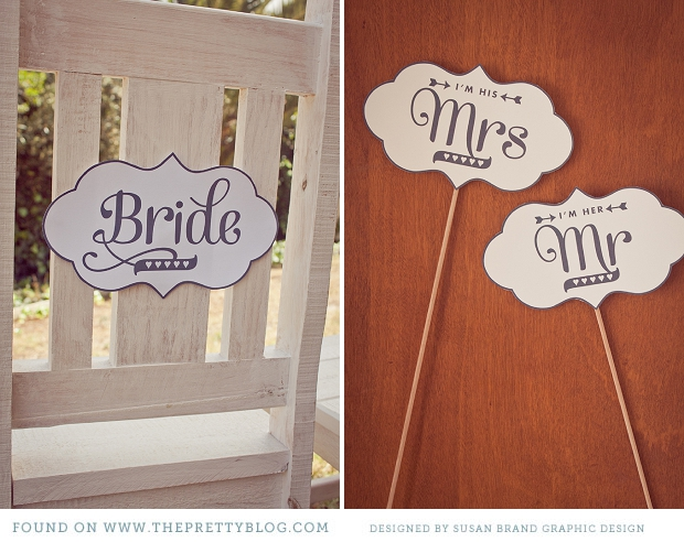 Free Printable Wedding Signs
