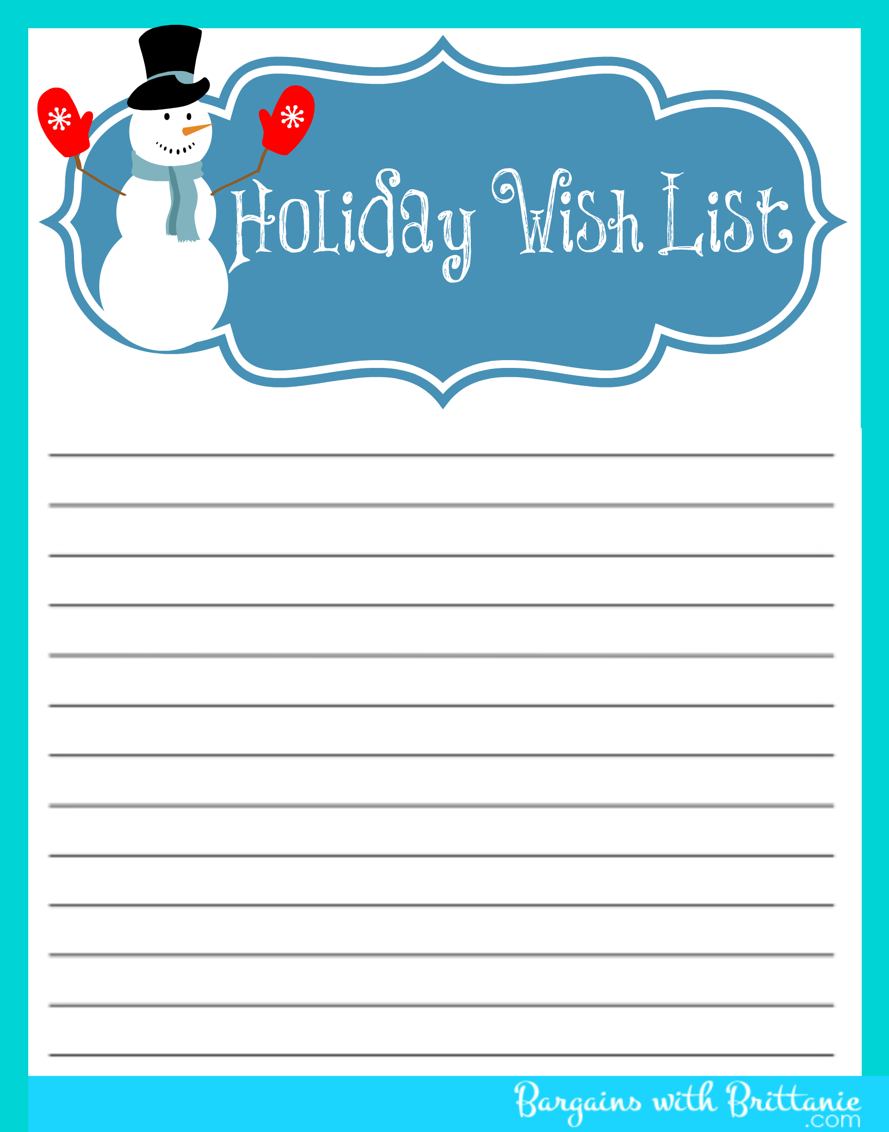 List Format Wedding Guest List Template Free Printable Christmas Wish ...