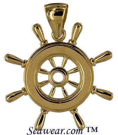 4 Images of Ship Wheel Pattern Printable