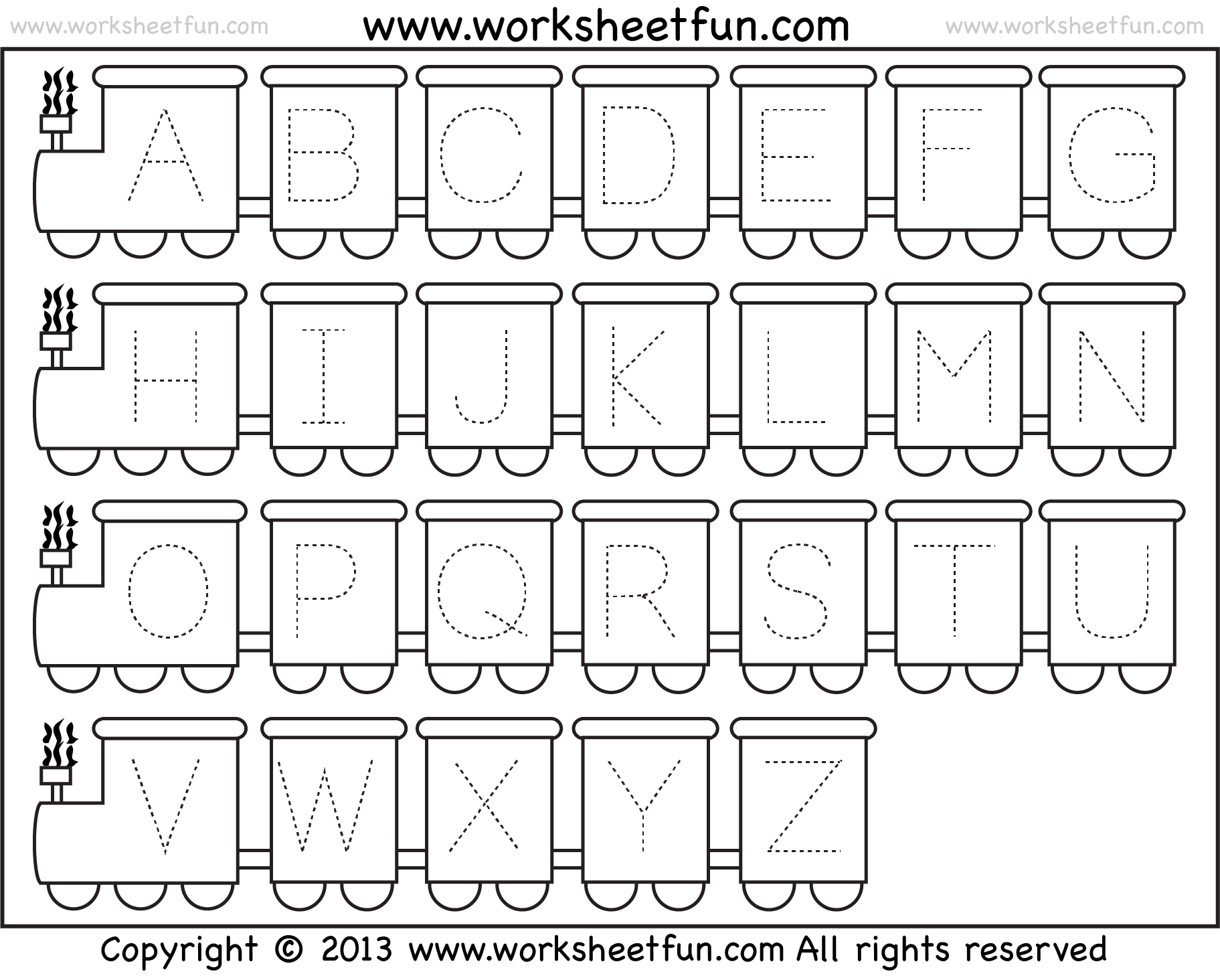 Abc For Kindergarten Worksheets – Printable Kindergarten Worksheets Alphabet