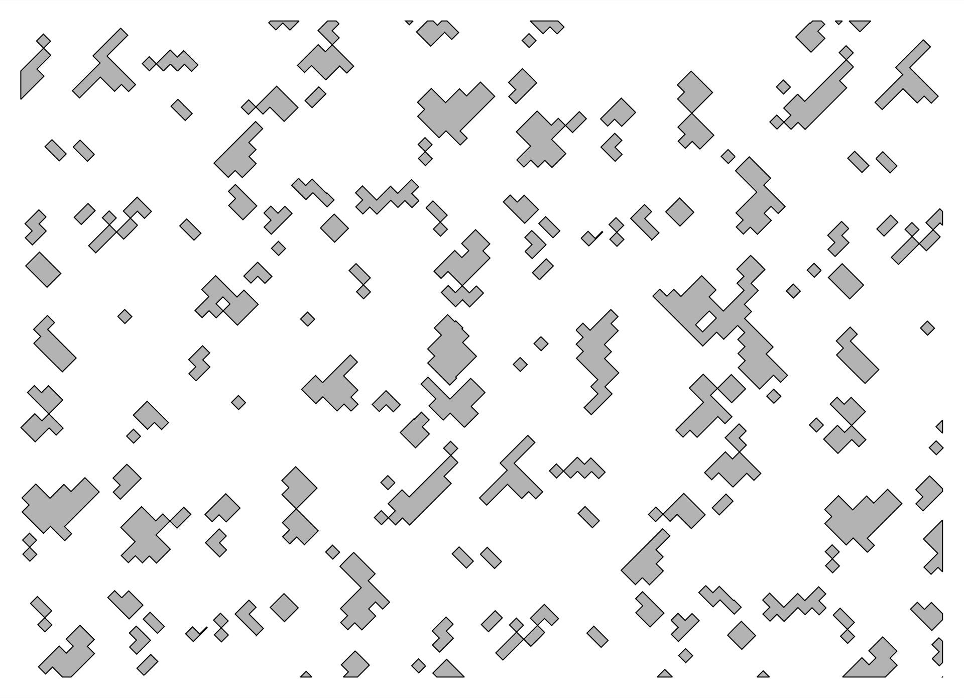 Digital Camo Patterns Stencils