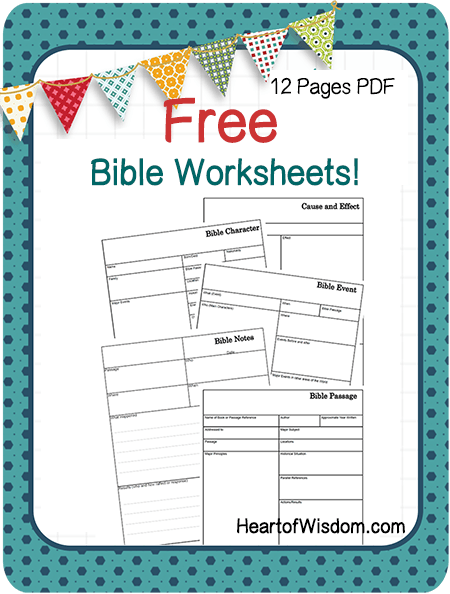 Bible study a notes templates