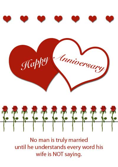 Doc400566 Free Printable Anniversary Cards for Parents Free – Printable Anniversary Cards