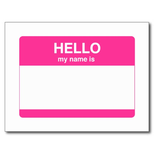 7 best images of hello my name is tags printable hello name tag template hello name tag for Hello my name is templates