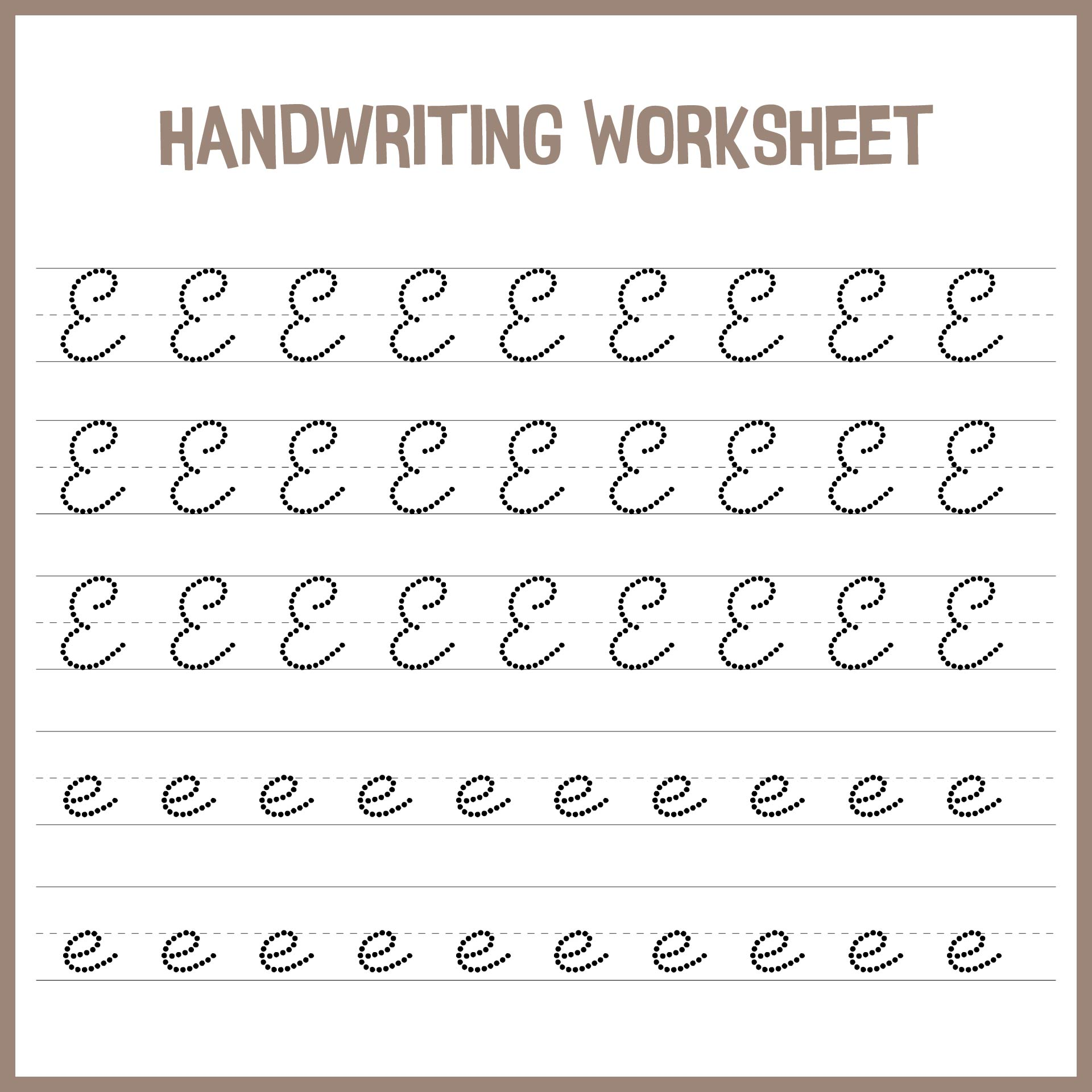 Free Worksheet Handwritting Worksheet kindergarten handwriting worksheet free printable of worksheets practice writing