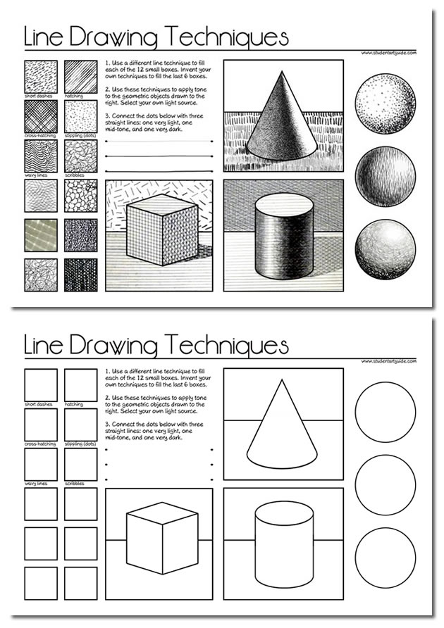Printables Printable Art Worksheets collection of free printable art worksheets bloggakuten bloggakuten