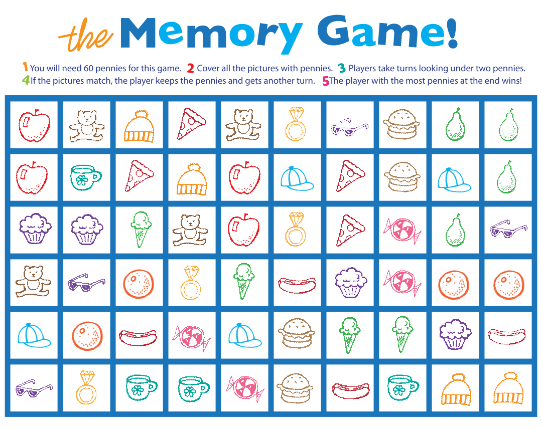 4 Best Printable Games For Adults - printablee.com