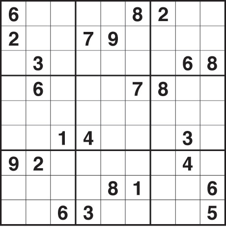5 Images of Printable Sudoku Hard Level