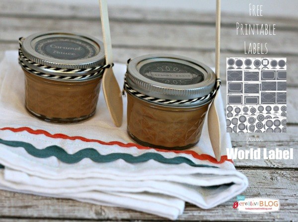 7 Images of Wooden Chalkboard Printable Labels For Jars