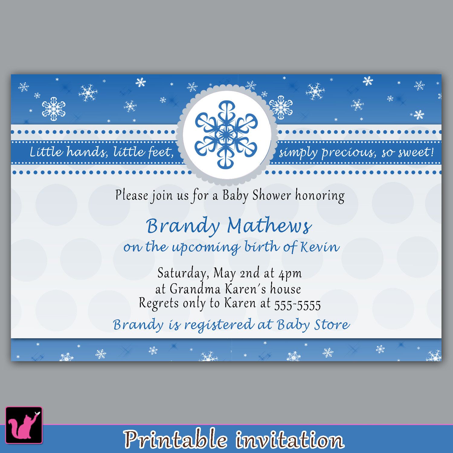 free winter wonderland party invitations  invitations ideas, party invitations
