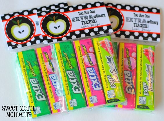 6 Best Images of Extra Gum Teacher Appreciation Printable ...