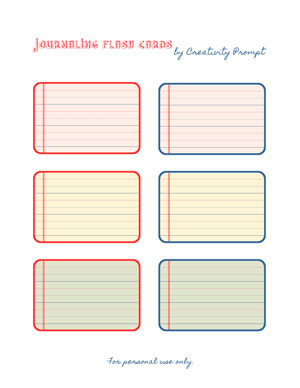 8 best images of free printable blank flash cards free for Free flash card template