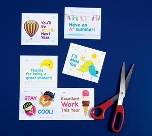 Goodbye Teacher Card Printable Free