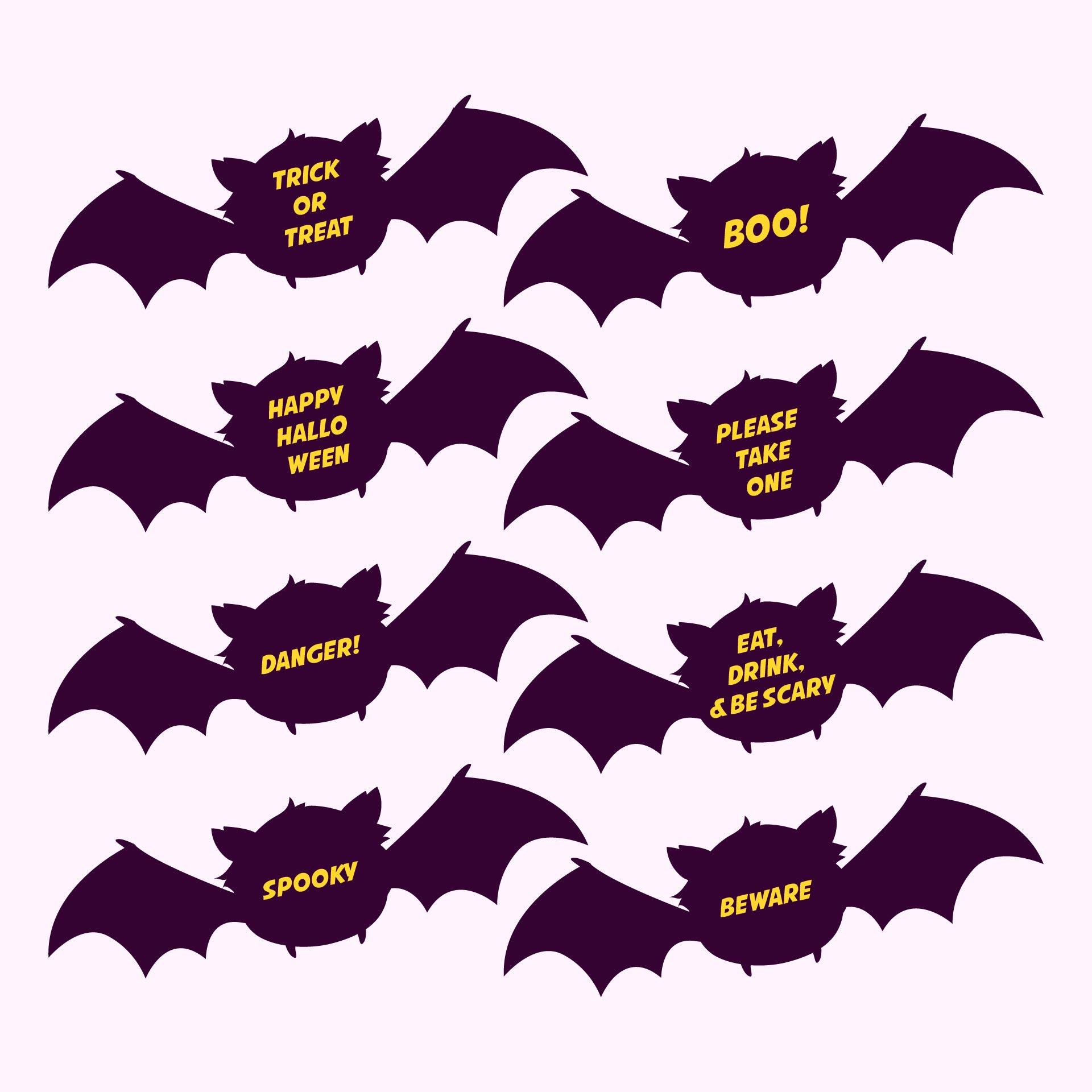 Halloween Party Ideas Printables