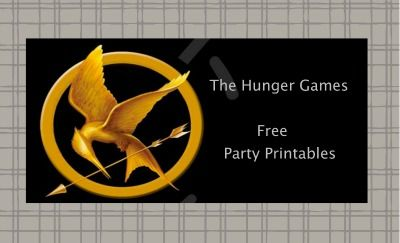 7 Images of Hunger Games Printables