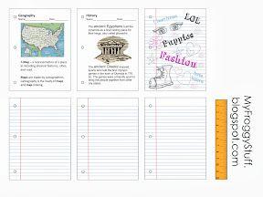 7 Images of Froggy Stuff Printables Folder