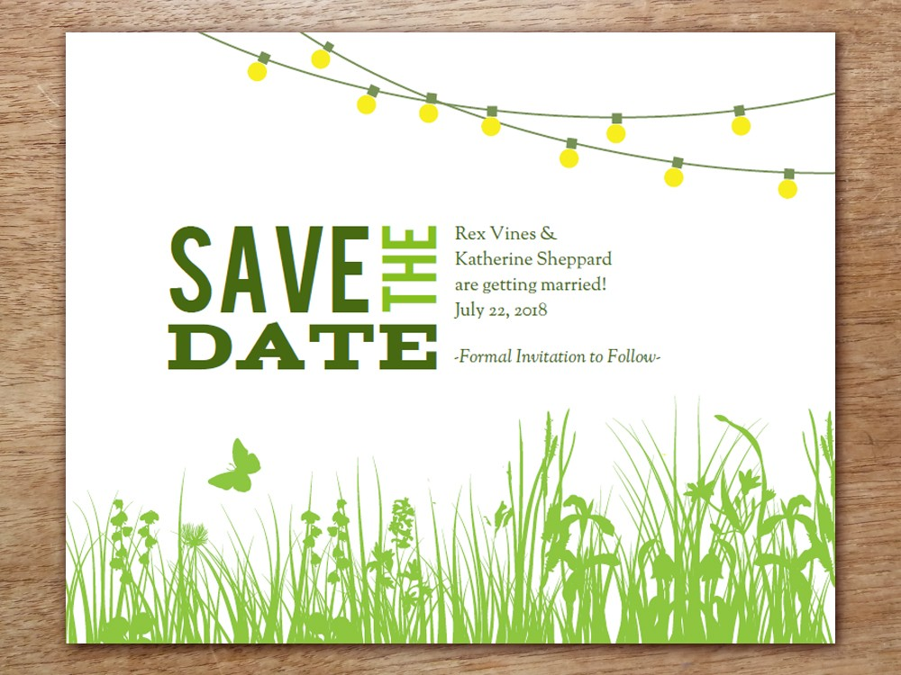 6 best images of garden box printable photo keepsake box for Online save the date template free