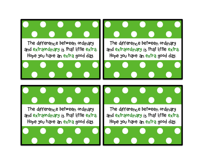 6 Best Images of Extra Gum Teacher Appreciation Printable ...