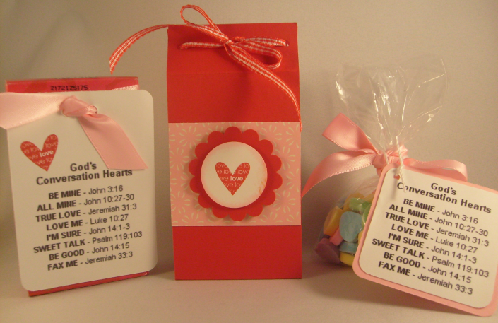 5 Images of Printable Christian Valentine Craft