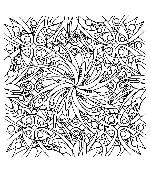 coloring pages about zen - photo#12