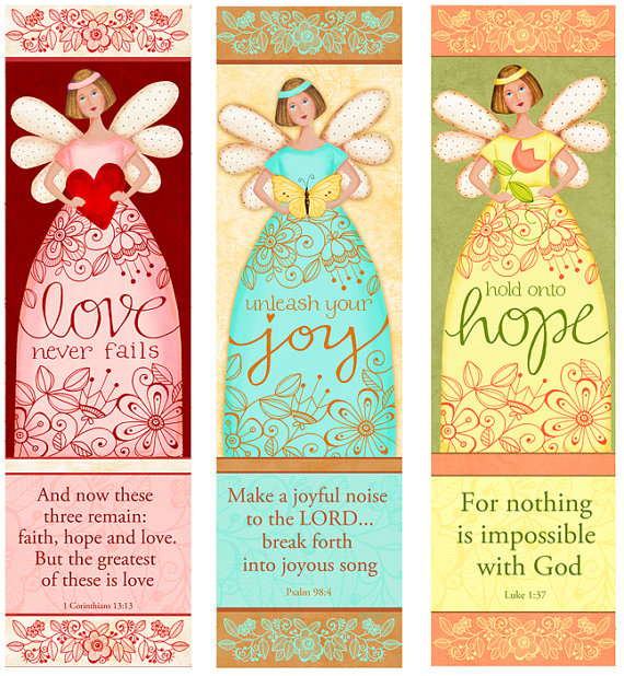 4 Images of Printable Bookmarks For Your Love One