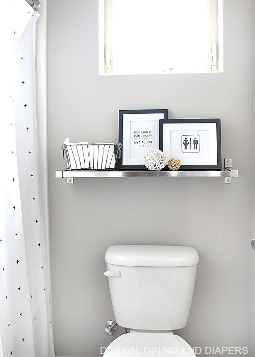 Free Bathroom Printables Design