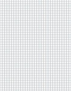 5 Images of Free Printable Graph Paper Patterns