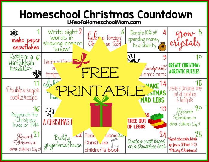 Christmas Calendar Ideas Preschool : Best images of kindergarten christmas countdown