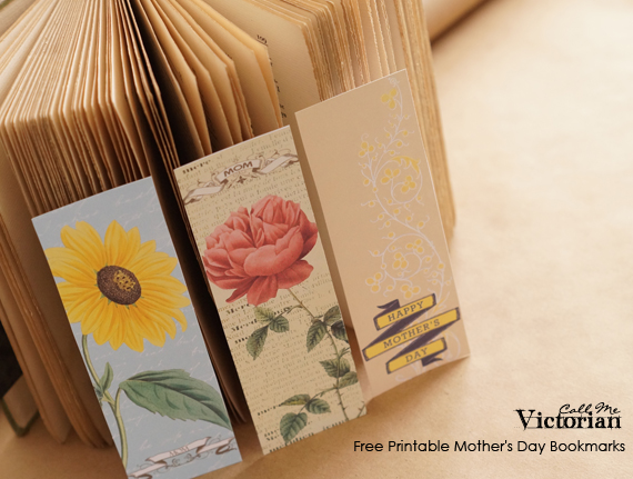 5 Images of Rose Bookmarks Free Printables