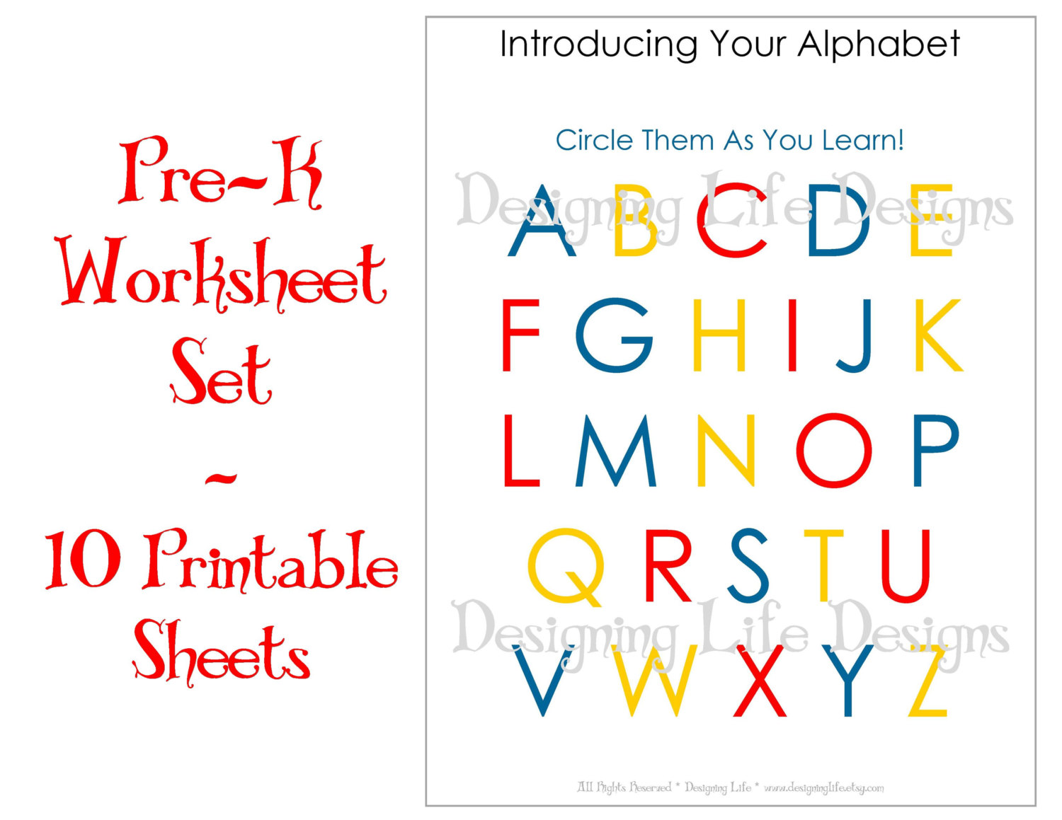 Free Printable Pre K Math Worksheets : Best images of pre k free printable worksheets