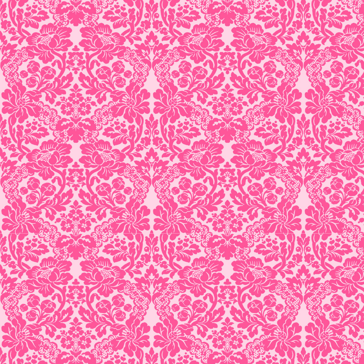 4 Images of Printable Damask Paper