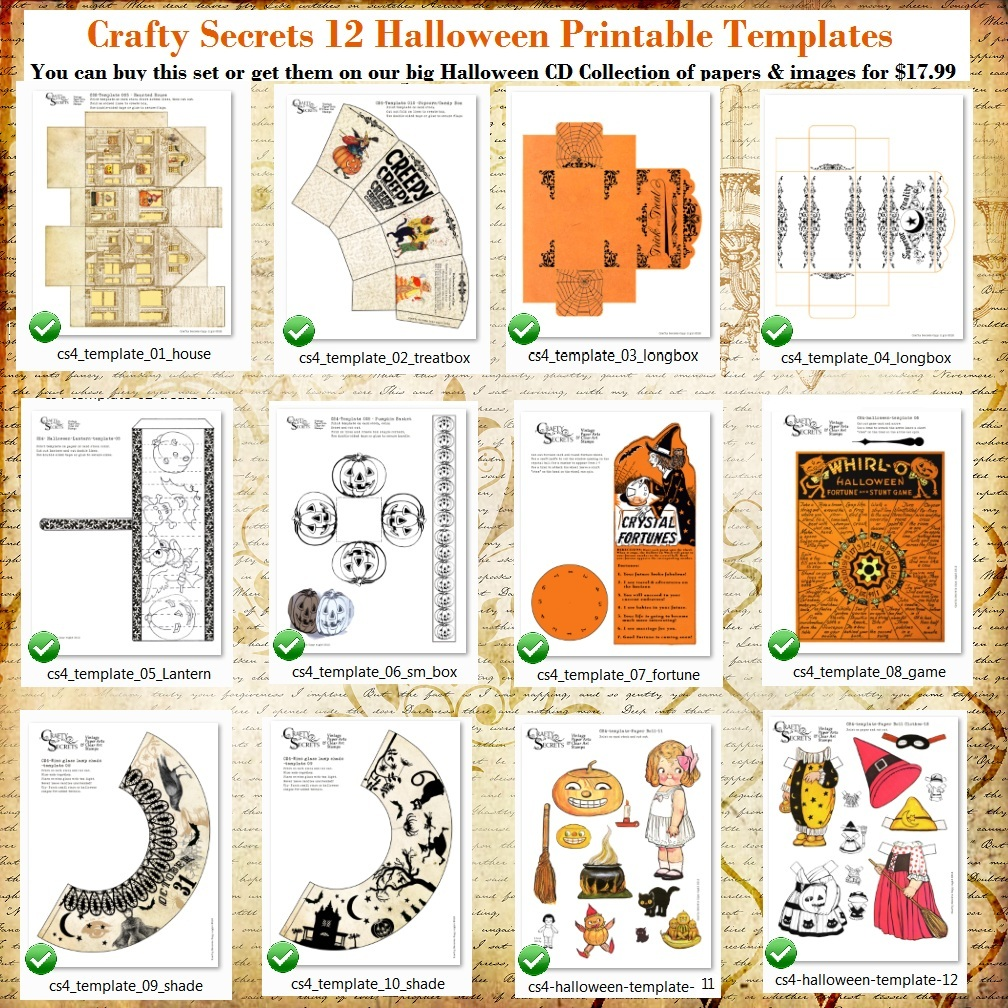 6 Best Images Of Printable Vintage Paper Doll Houses