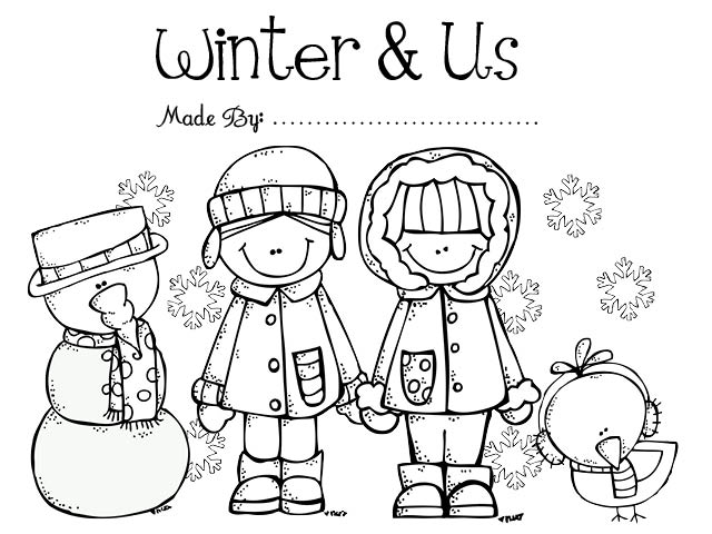 Number Names Worksheets winter printables kindergarten Free – Winter Worksheets for Kindergarten