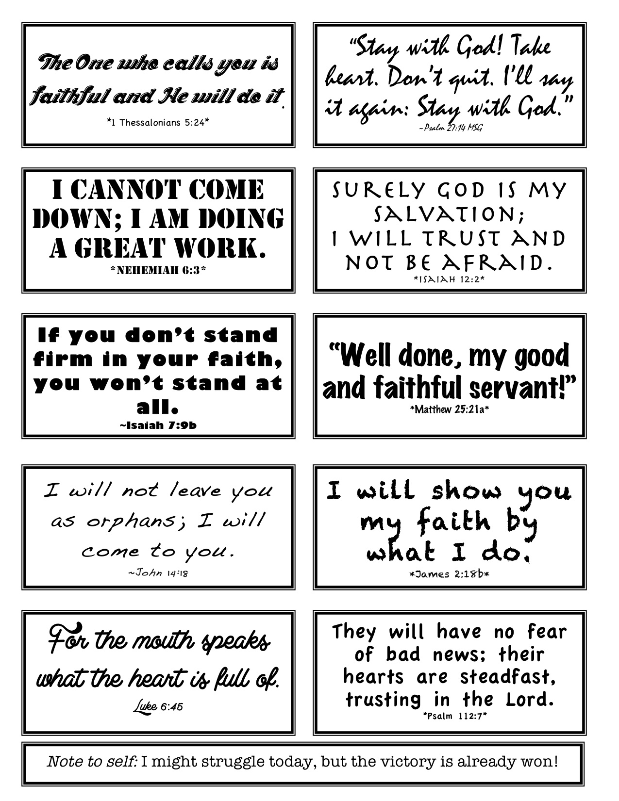 7 Images of God Loves You Printable Cards