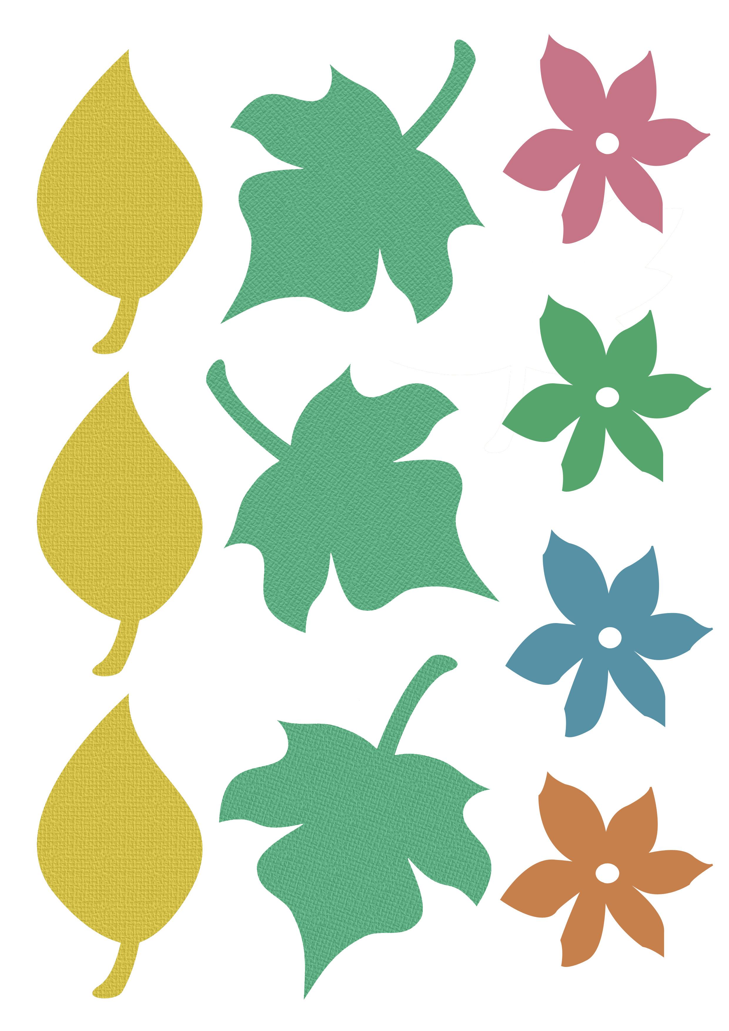 6 Images of Thankful Tree Printable Leaves