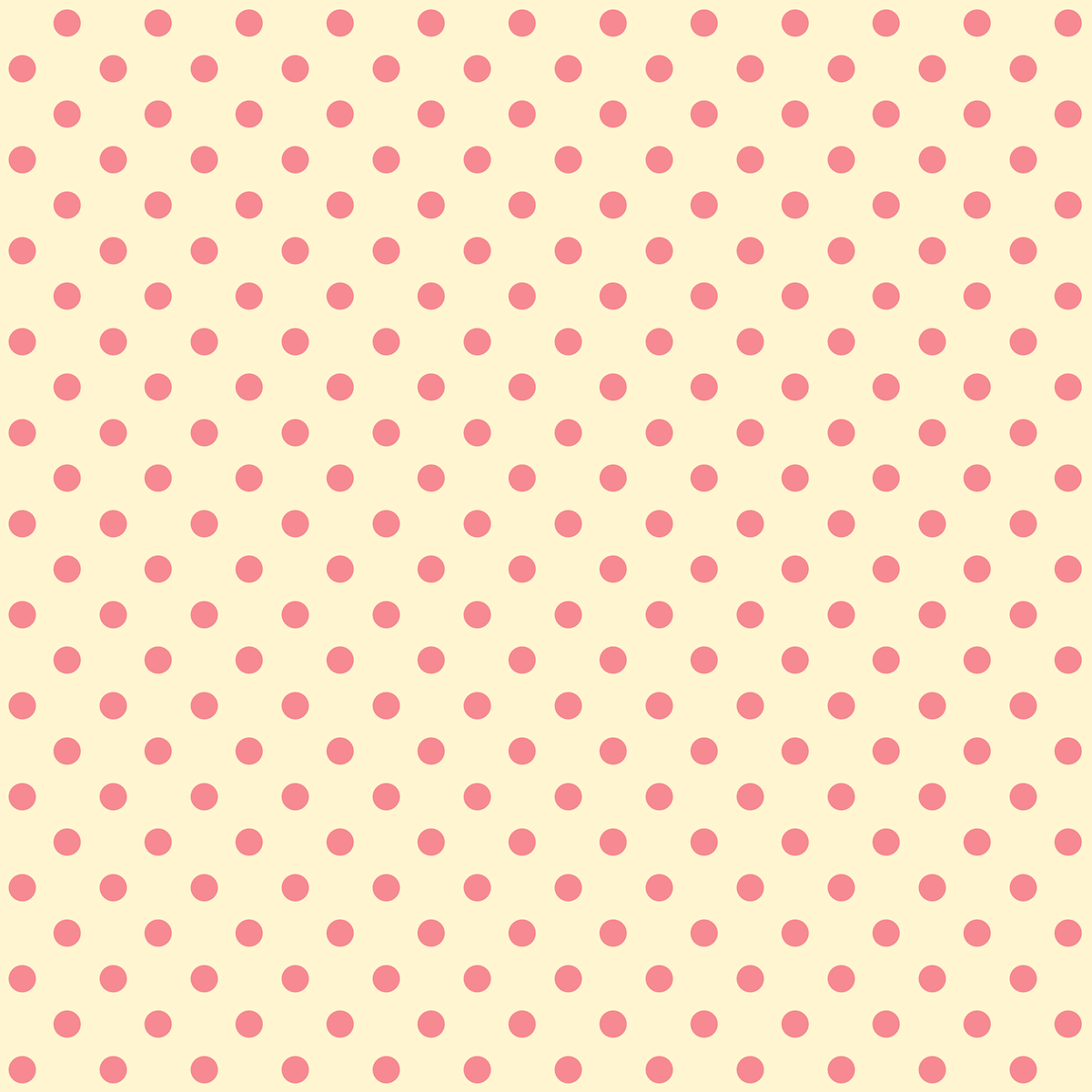 6 Images of Free Printable Polka Dot Scrapbook Paper