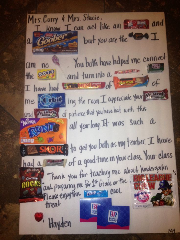 5 Images of Printable Appreciation Candy Grams