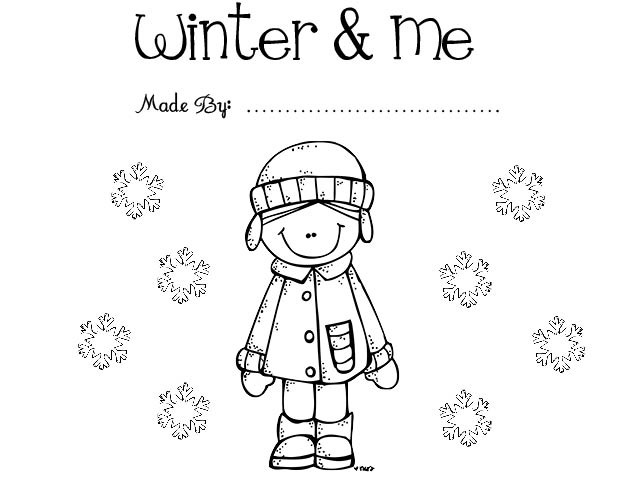 winter worksheets for pre-k - The Best and Most Comprehensive ...