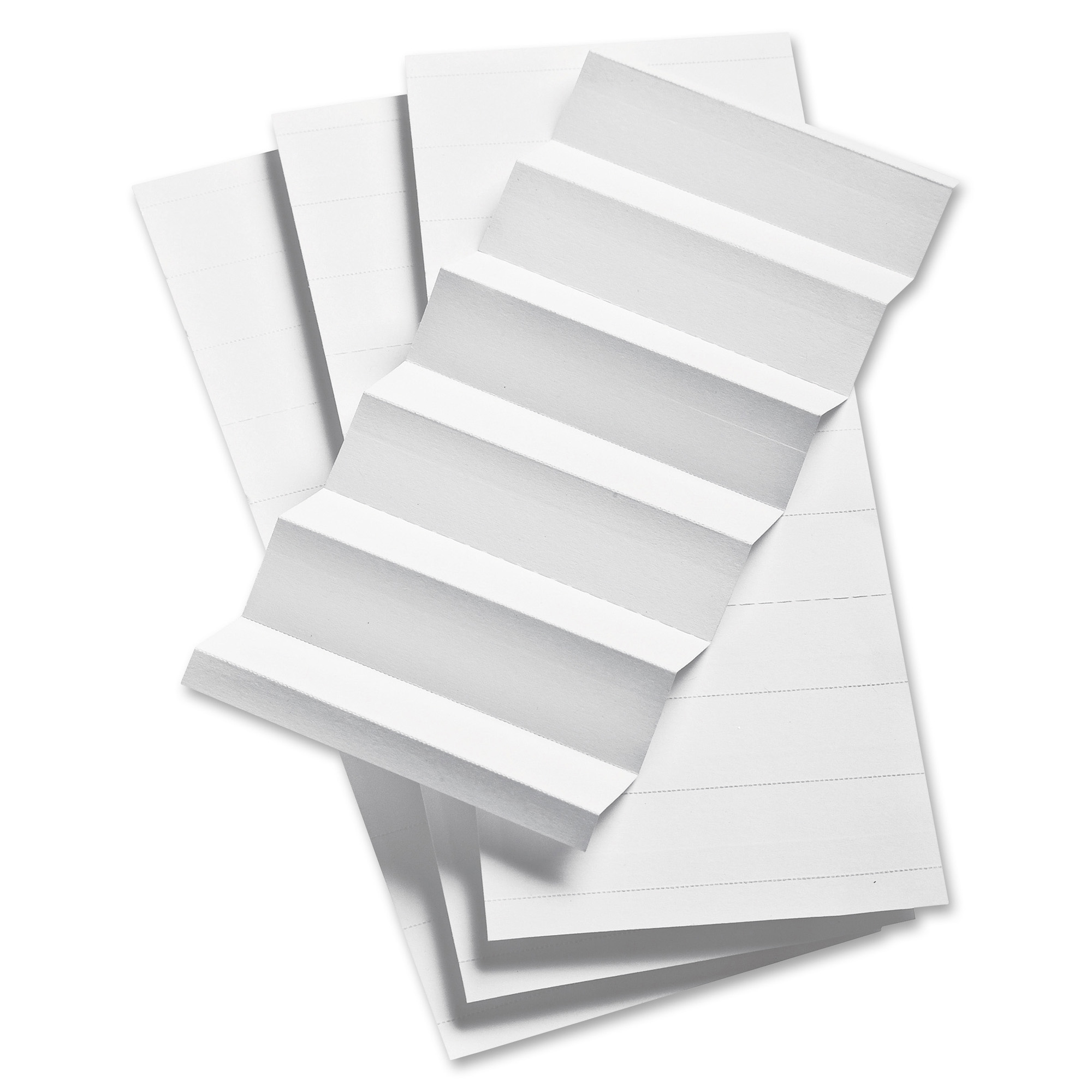 1 3 Cut Hanging File Folder Tab Template