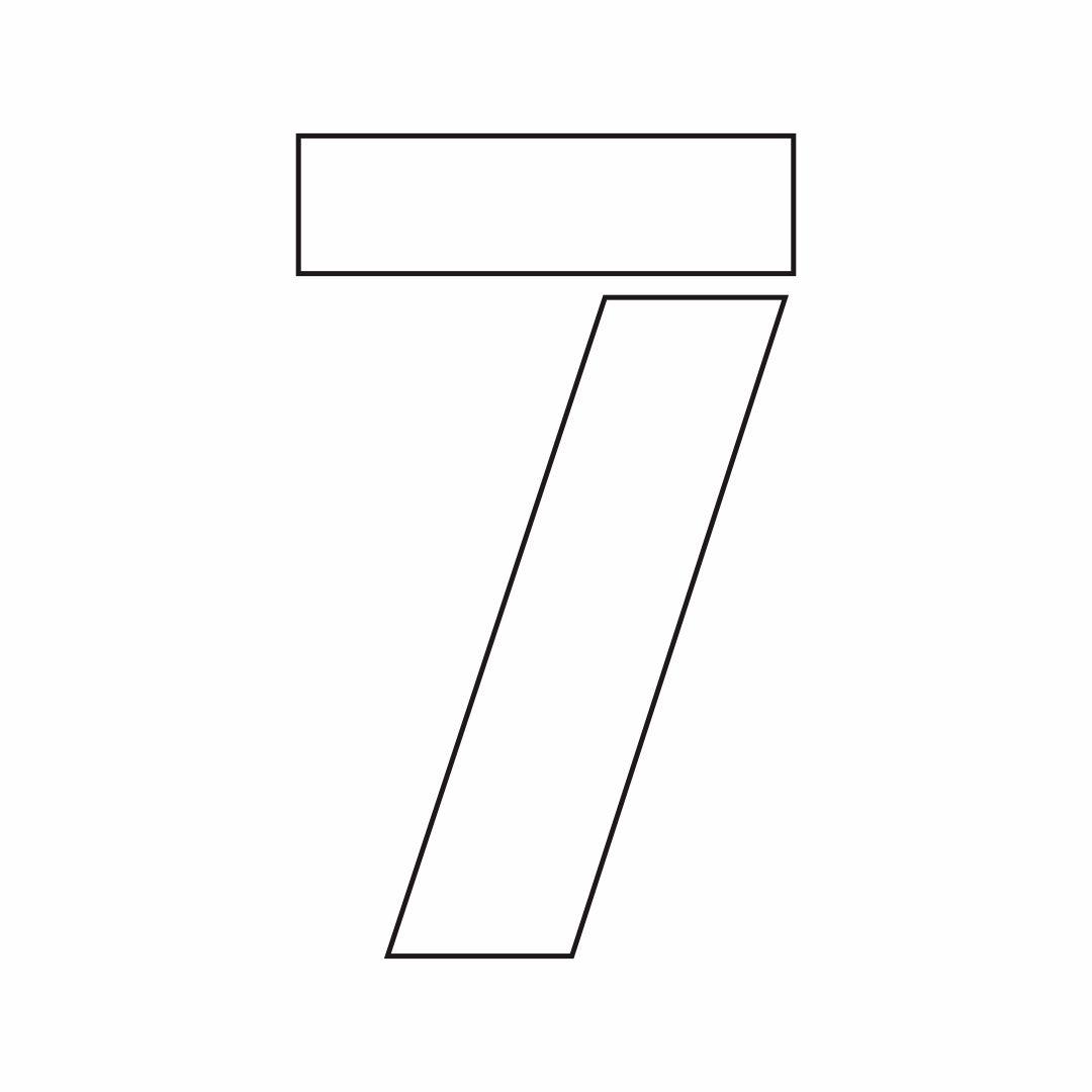 7-inch-number-stencils-printable_239941  Inch Printable Letter Templates on free applique, large size alphabet bubble, fonts alphabet,