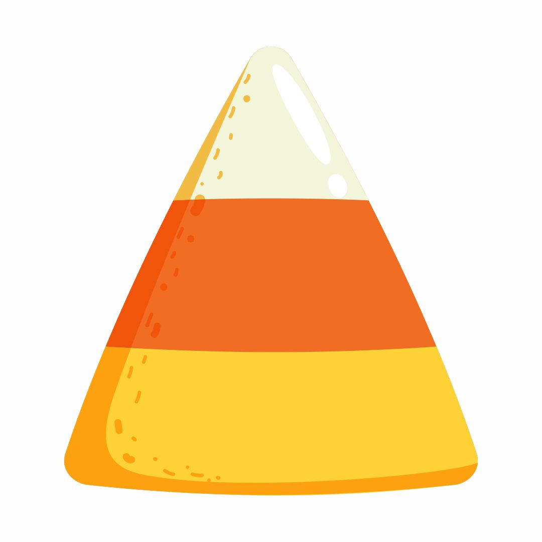 7 Images of Candy Corn Printable