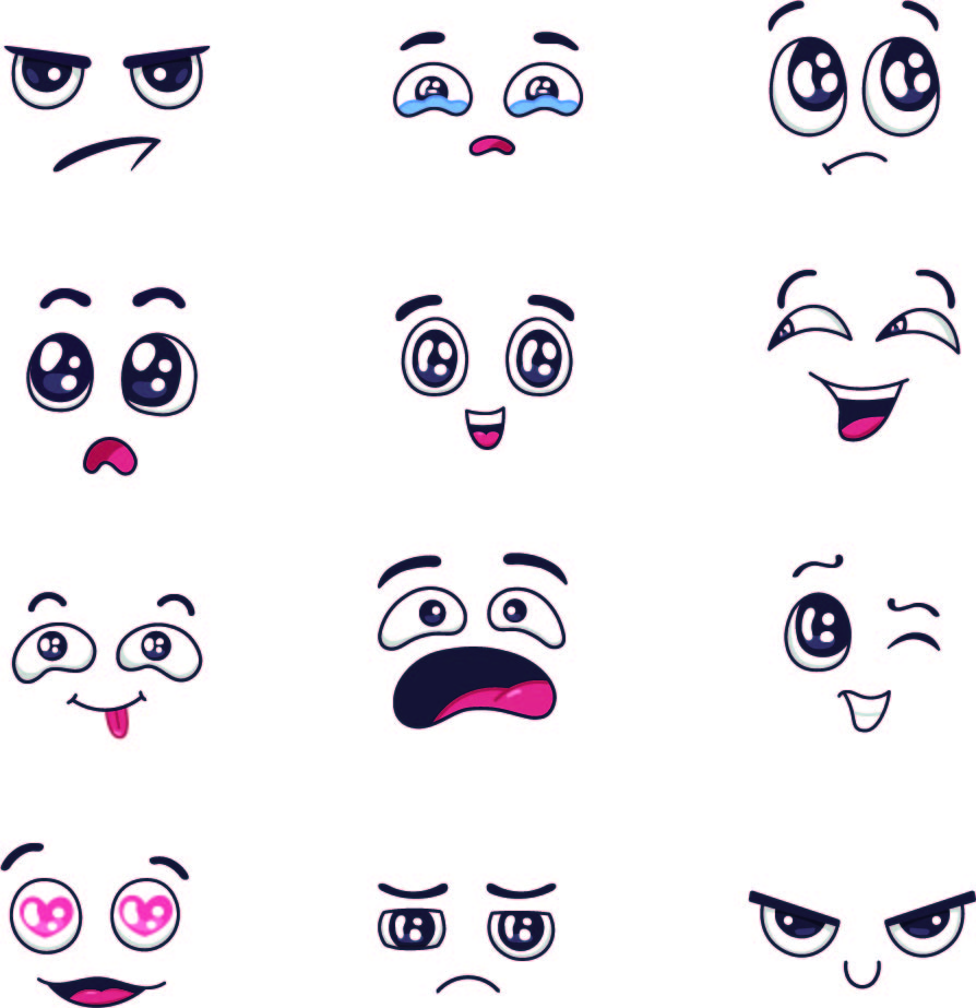 6 Best Images Of Printable Eyes Nose Mouth Templates Printable Monster Eye Templates Cartoon Eyes And Mouth And