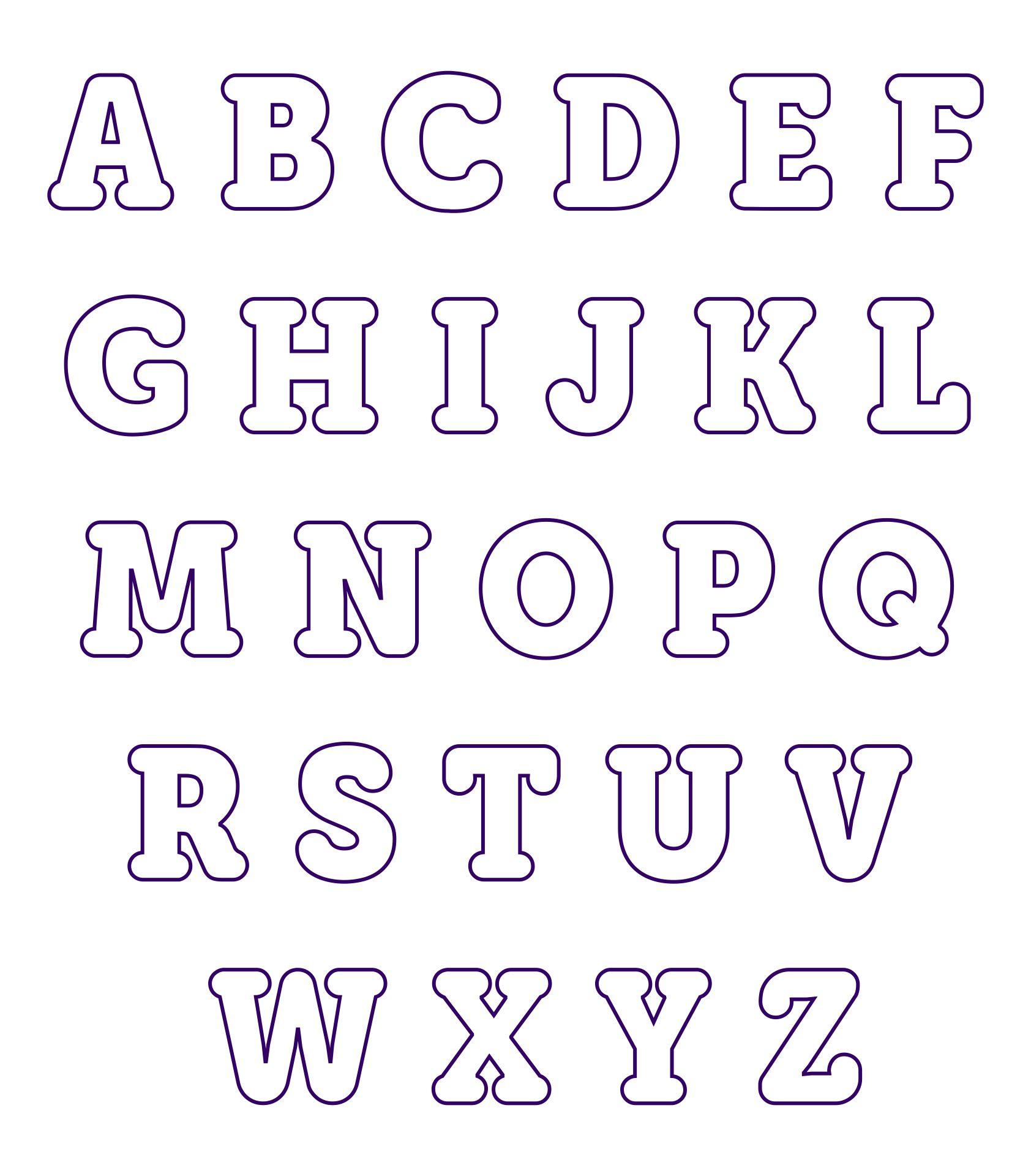 Embroidery Applique Alphabet Letters