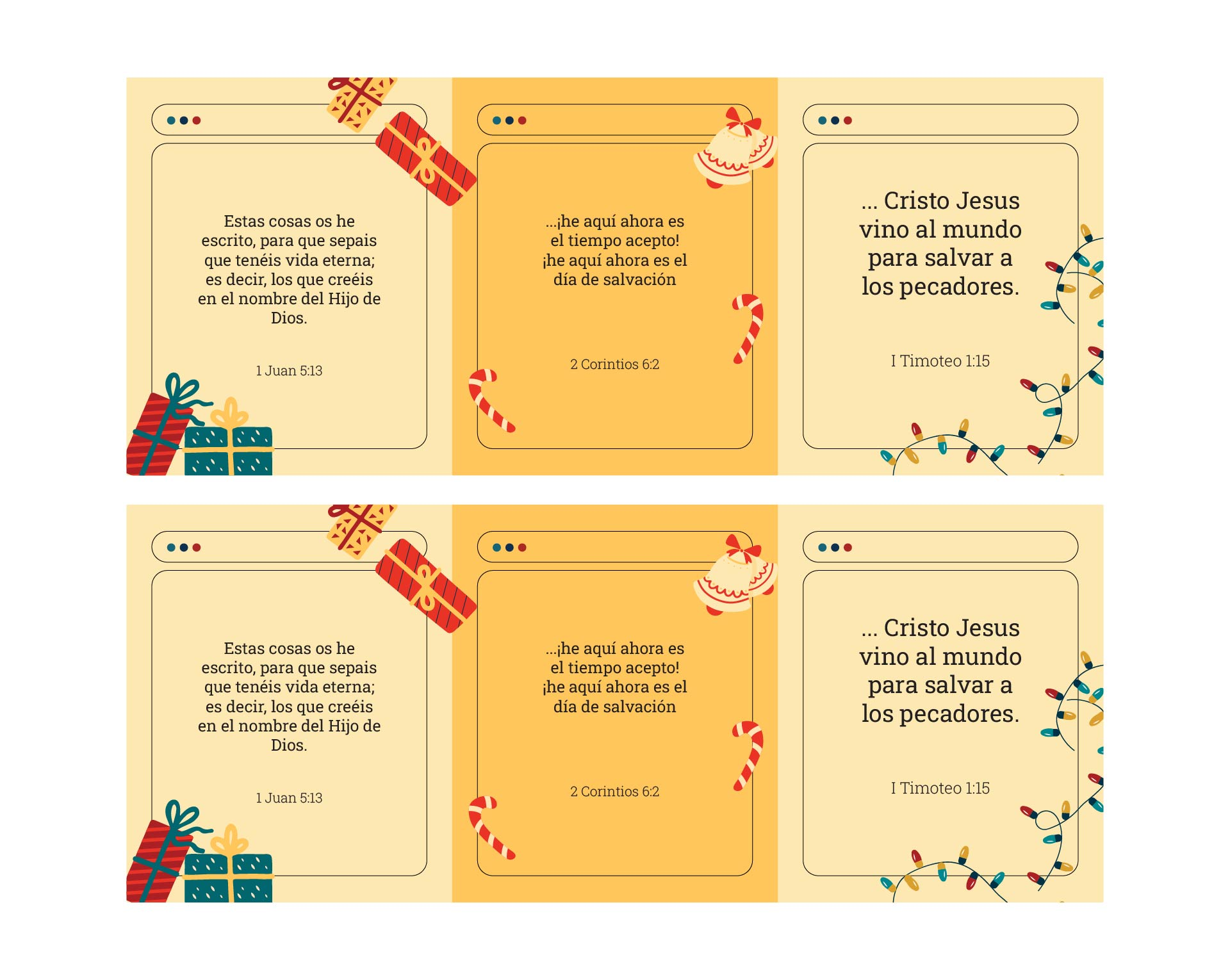 Printable Christian Tracts