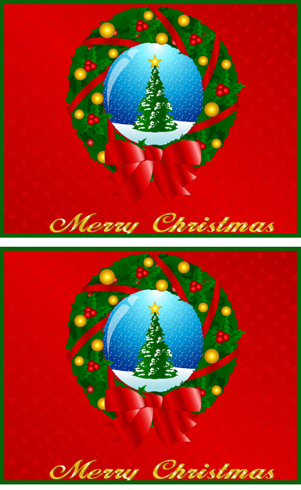 4 Images of Free Printable Personalized Christmas Greeting Cards