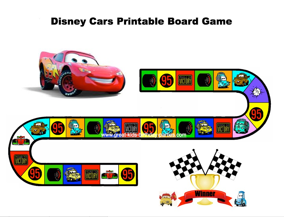 6 Images of Free Printable Disney Games