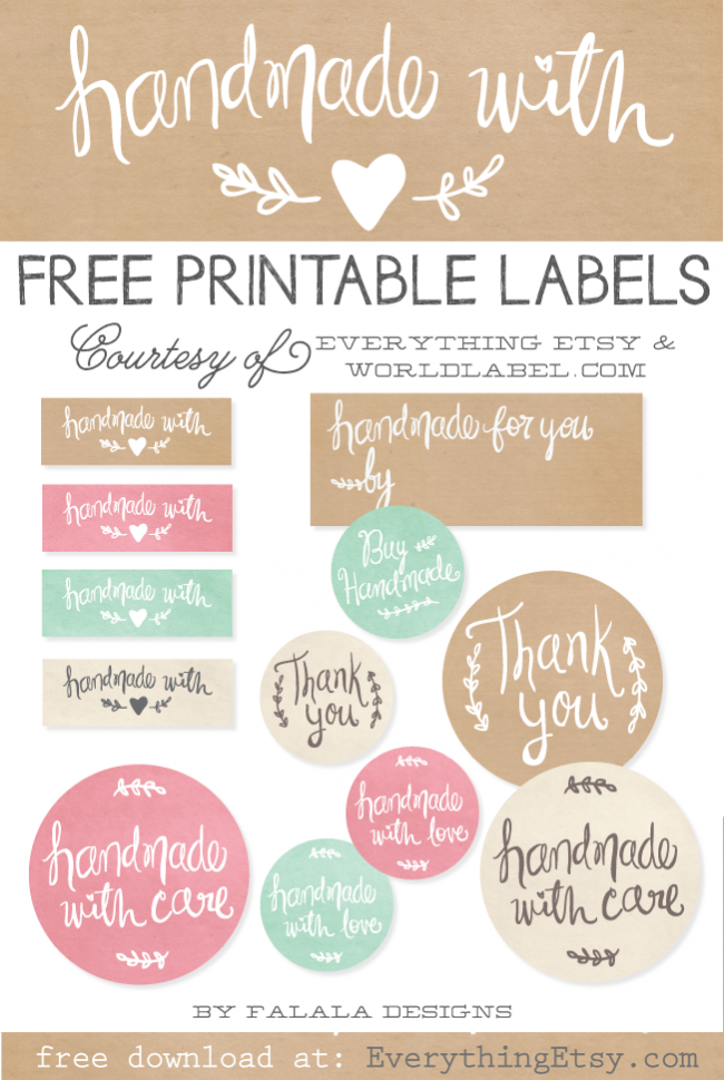 7 Images of Love You Printable Labels