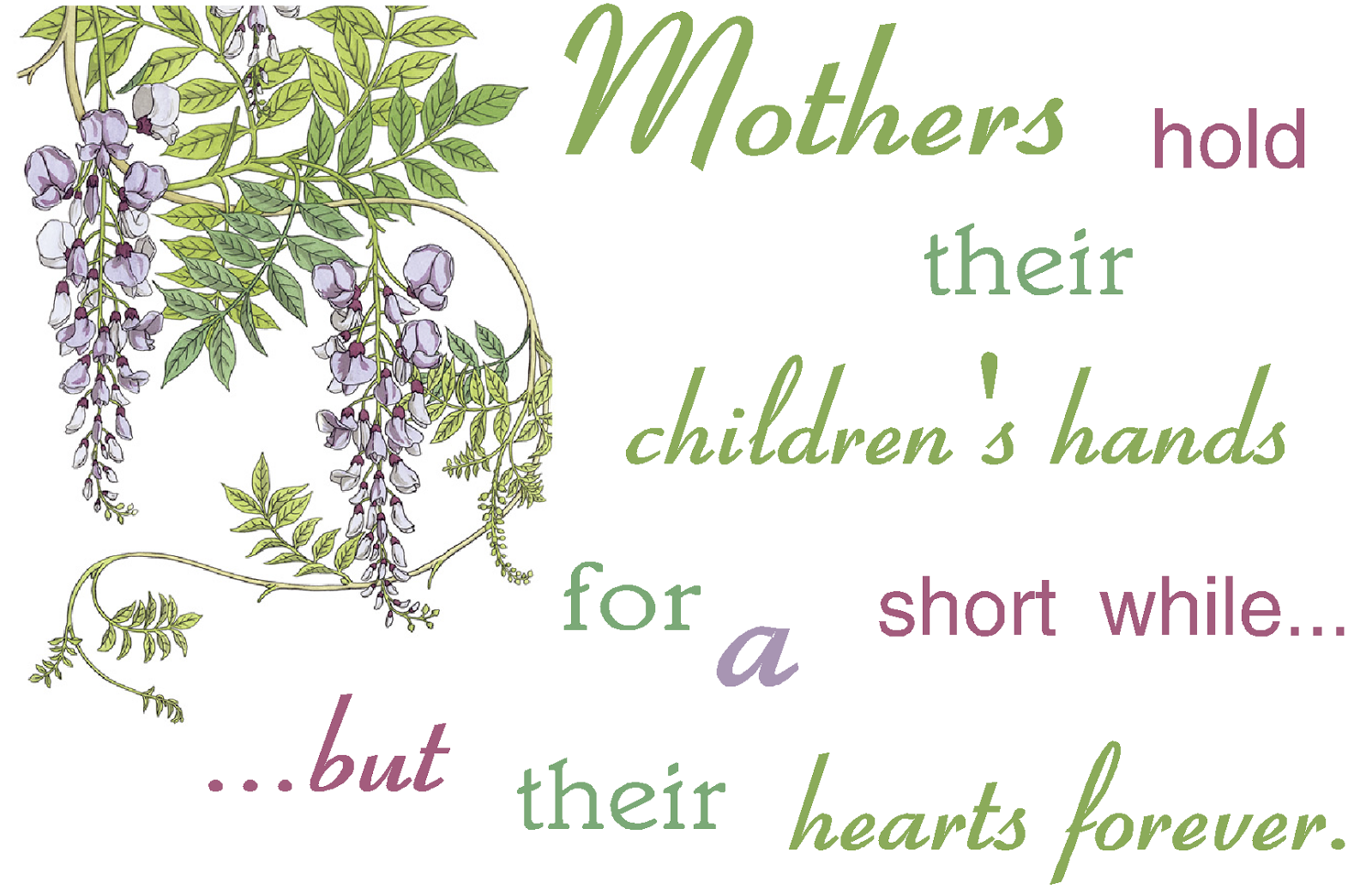 6 Images of Mother's Day Cards Printable