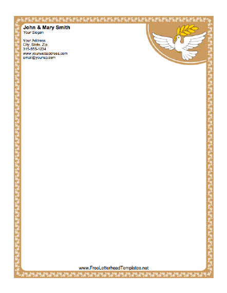 7 Images of Free Printable Religious Letterheads